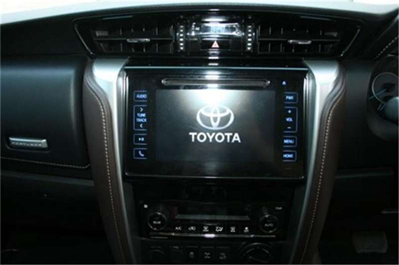 Toyota Fortuner 2.8GD 6 4x4 auto 2016