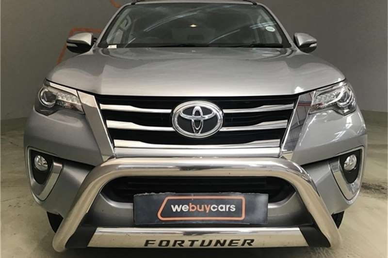 Toyota Fortuner 2.8GD-6 4x4 auto 2016