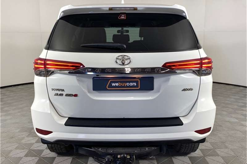 Used 2016 Toyota Fortuner 2.8GD 6 4x4 auto