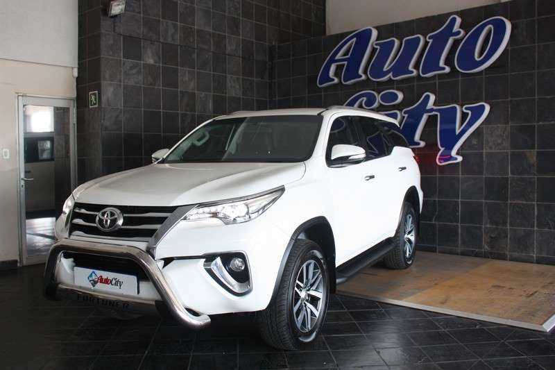 Toyota Fortuner 2.8GD 6 4x4 auto 2017