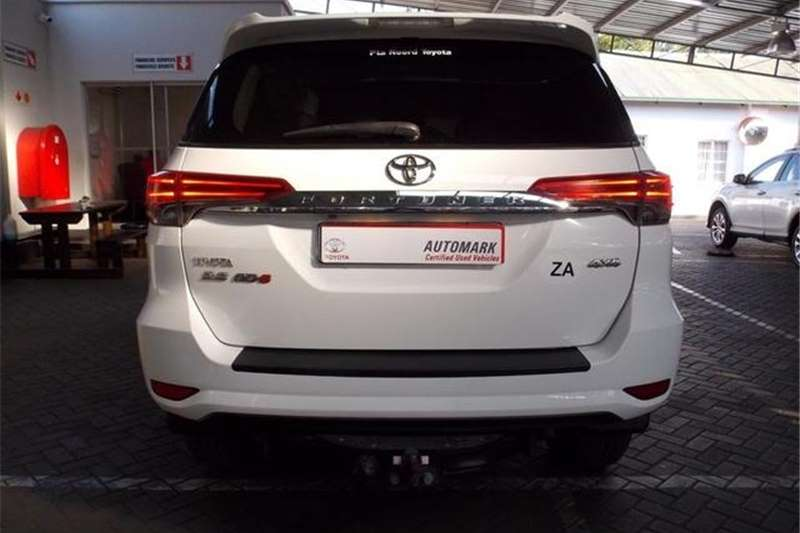 Toyota Fortuner 2.8GD-6 4x4 Auto 2017