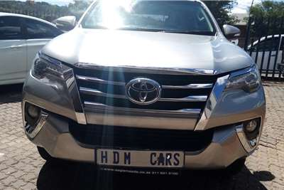 Used 2017 Toyota Fortuner 2.8GD 6 4x4 auto