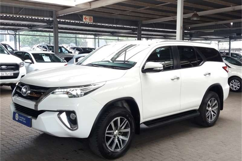 Toyota Fortuner 2.8GD-6 4x4 auto 2018