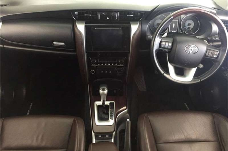 Toyota Fortuner 2.8GD 6 4x4 auto 2018