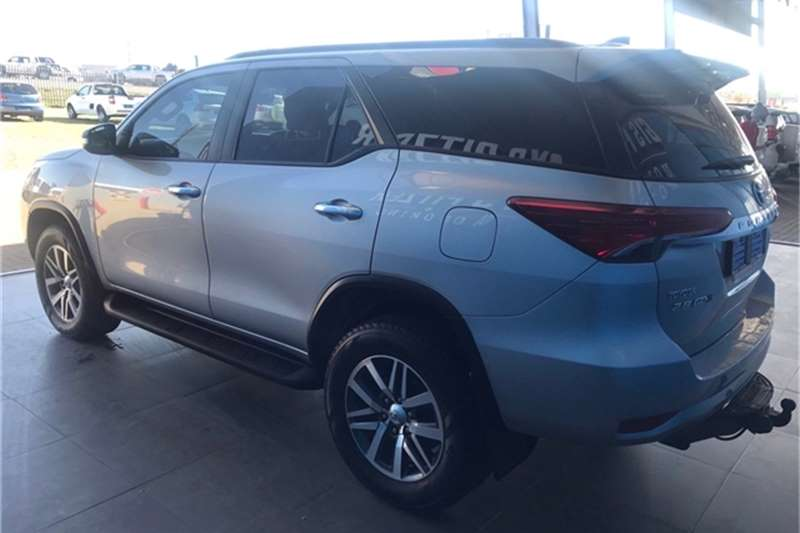 Used 2018 Toyota Fortuner 2.8GD 6 4x4 auto