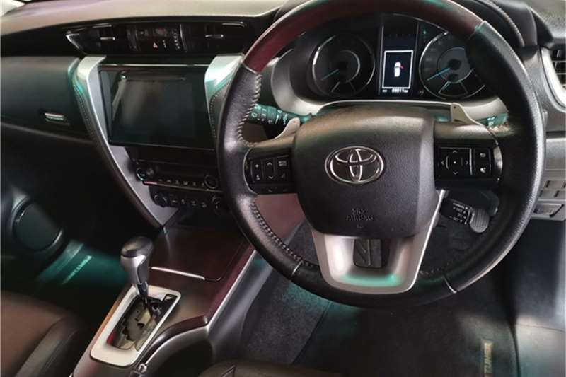 2018 Toyota Fortuner Fortuner 2.8GD-6 4x4 auto