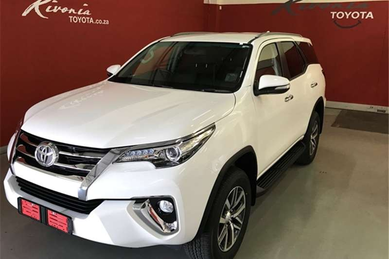 Toyota Fortuner 2.8GD 6 4x4 auto 2019