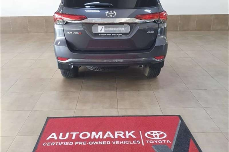 Toyota Fortuner 2.8GD-6 4x4 auto 2019