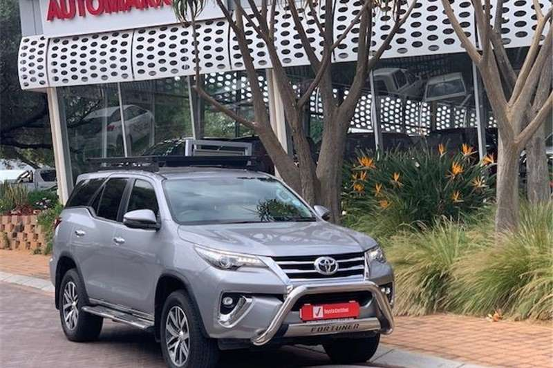 2019 Toyota Fortuner Fortuner 2.8GD-6 4x4 auto