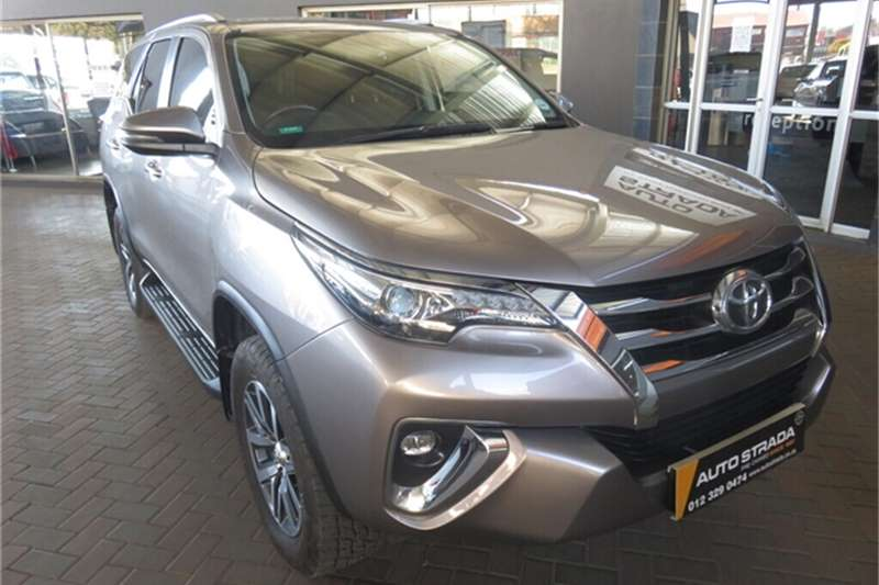 Used 2019 Toyota Fortuner 2.8GD 6 4x4 auto
