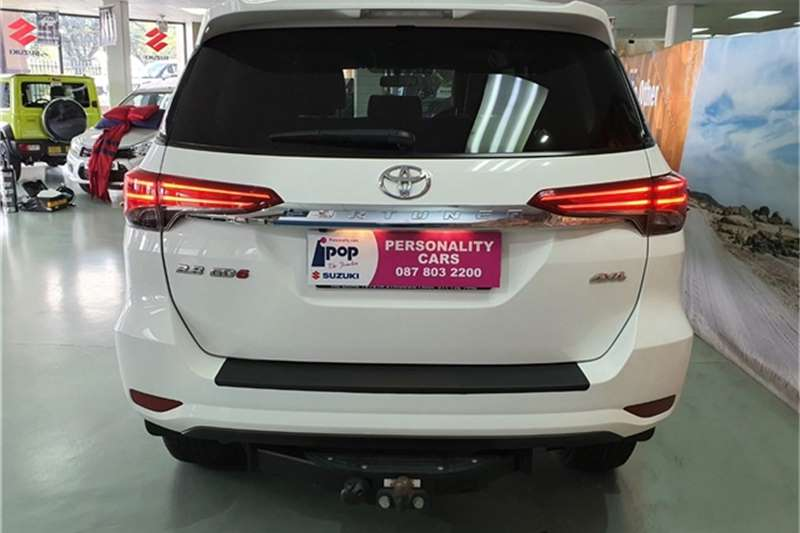 Toyota Fortuner 2.8GD 6 4x4 auto 2020
