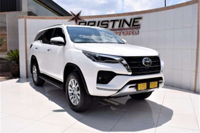 Used 2021 Toyota Fortuner 2.8GD 6 4x4 auto
