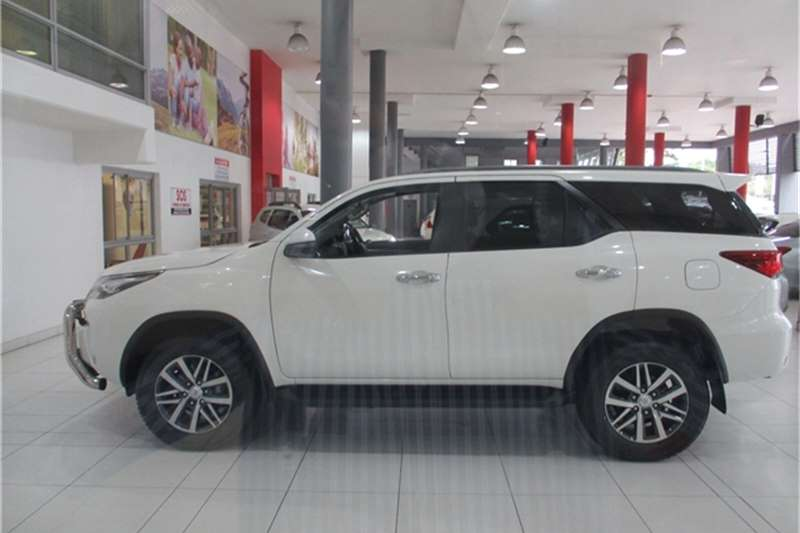 Toyota Fortuner 2.8GD-6 4X4 EPIC A/T 2020