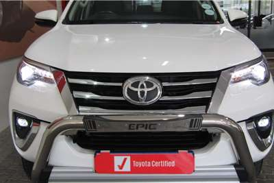 Used 2020 Toyota Fortuner FORTUNER 2.8GD 6 4X4 EPIC A/T