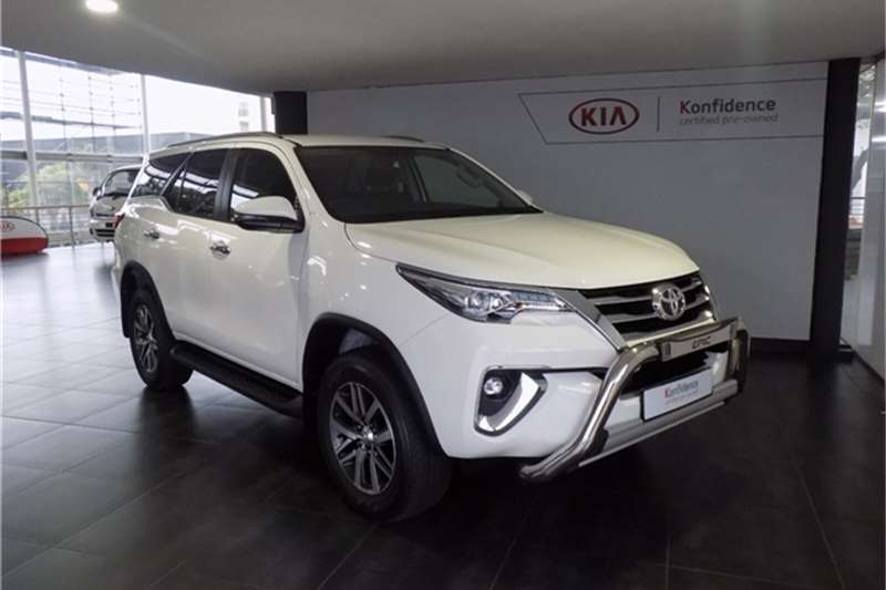 Toyota Fortuner 2.8GD 6 4X4 EPIC A/T 2021