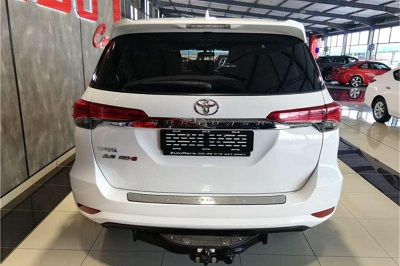 2016 Toyota Fortuner Fortuner 2.8GD-6 auto