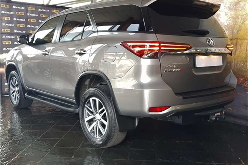 Toyota Fortuner 2.8GD 6 auto 2016