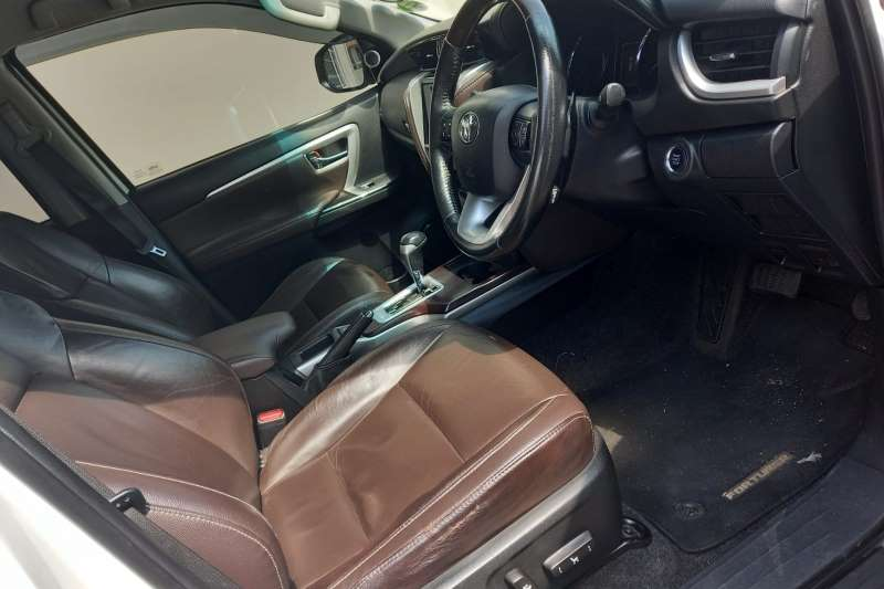 Used 2016 Toyota Fortuner 2.8GD 6 auto