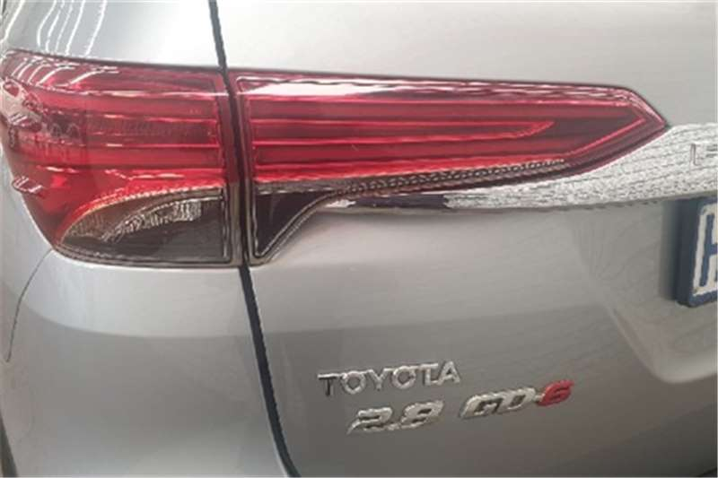 Toyota Fortuner 2.8GD-6 auto 2017