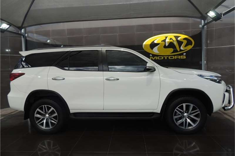 Used 2017 Toyota Fortuner 2.8GD 6 auto