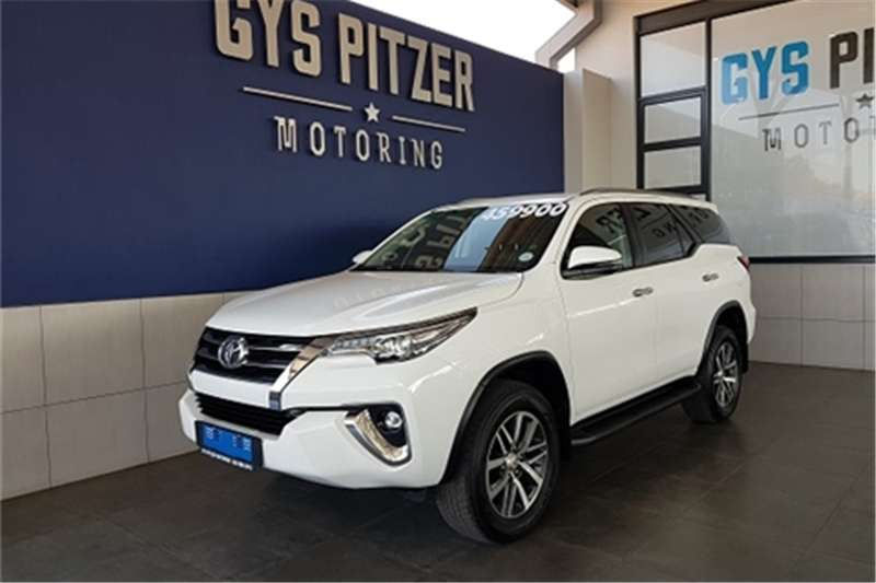 Toyota Fortuner 2.8GD 6 auto 2018