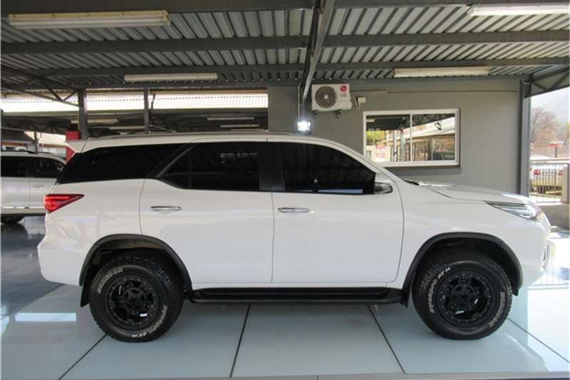Toyota Fortuner 2.8GD-6 auto 2018