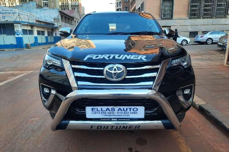 2018 Toyota Fortuner Fortuner 2.8GD-6 auto