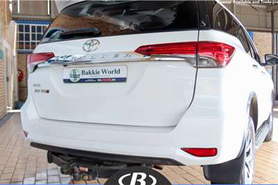 Used 2018 Toyota Fortuner 2.8GD 6 auto