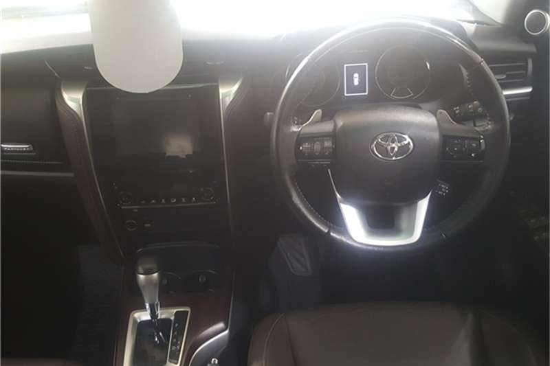 Toyota Fortuner 2.8GD 6 auto 2019
