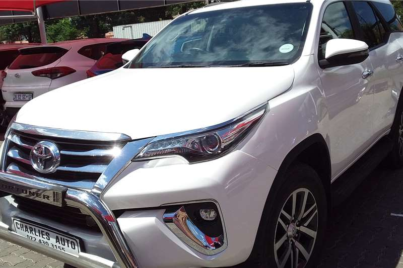 Used 2019 Toyota Fortuner 2.8GD 6 auto
