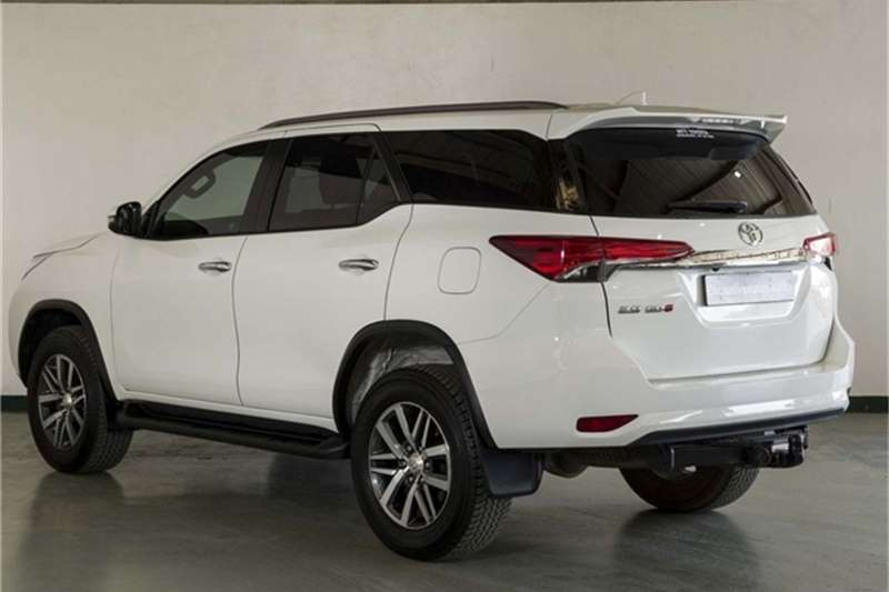 Toyota Fortuner 2.8GD-6 auto 2020