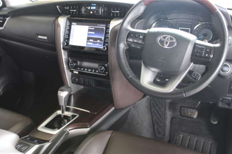 Toyota Fortuner 2.8GD 6 auto 2020