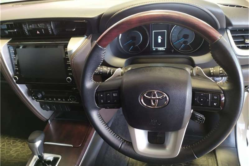 Used 2020 Toyota Fortuner 2.8GD 6 auto