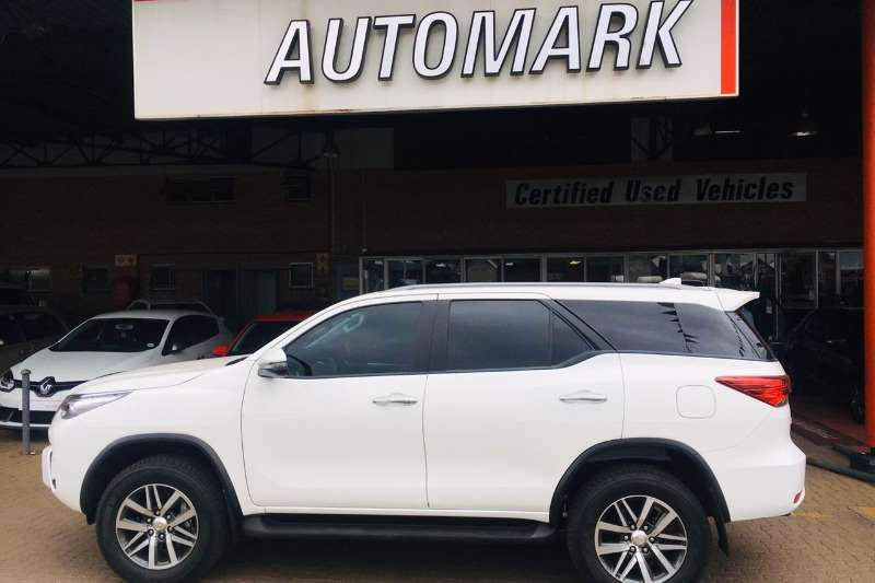 Toyota Fortuner 2.8GD 6 auto Demo 2019