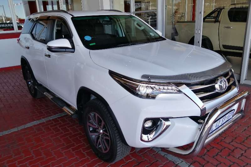 Toyota Fortuner 2.8GD 6 auto HL42 2018