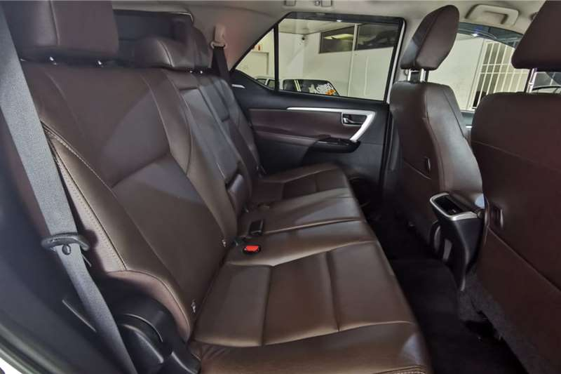 Toyota Fortuner 2.8GD 6 auto (One owner) 2016