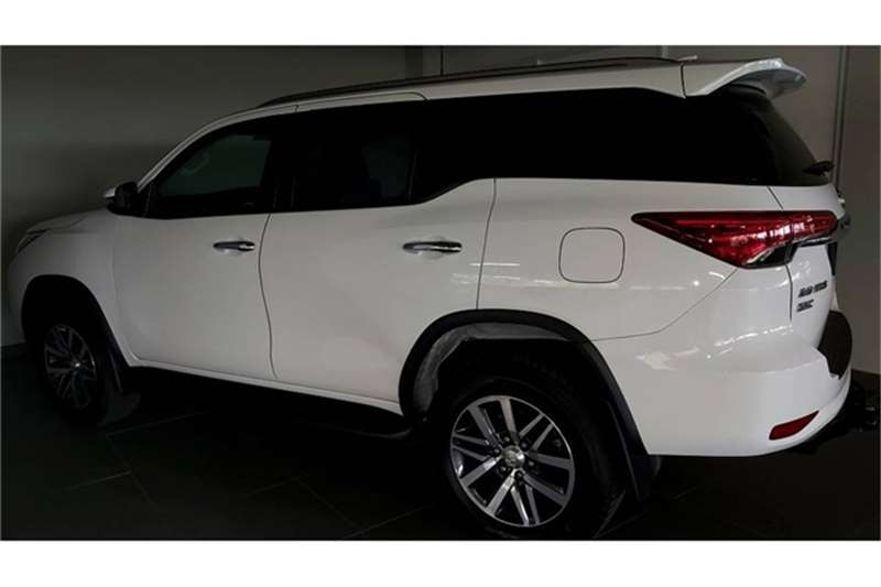 Toyota Fortuner 2.8GD 6 EPIC A/T 2020