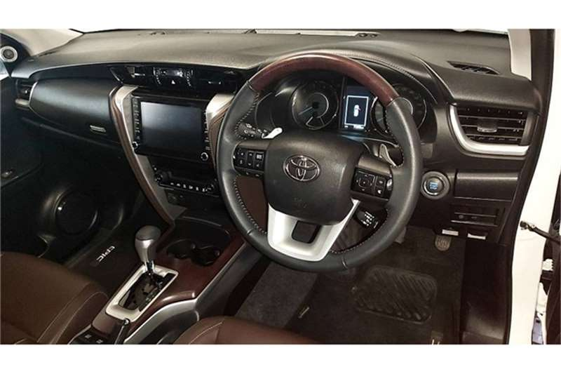 Toyota Fortuner 2.8GD-6 EPIC A/T 2020