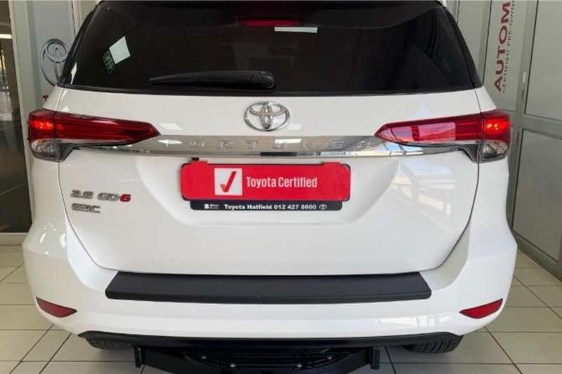 Used 2020 Toyota Fortuner FORTUNER 2.8GD 6 EPIC A/T