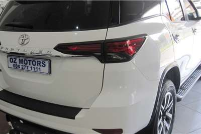 Toyota Fortuner 2.8GD 6 R/B A/T 2017