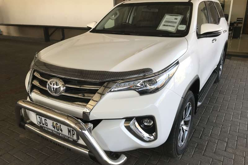 Toyota Fortuner 2.8GD 6 R/B A/T 2018