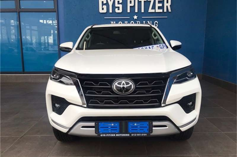 Used 2020 Toyota Fortuner FORTUNER 2.8GD 6 VX A/T