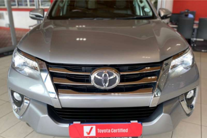 Used 2016 Toyota Fortuner
