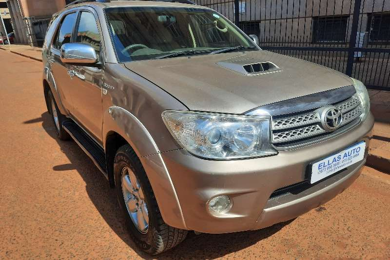 Used 2009 Toyota Fortuner