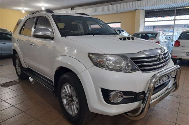 Used 2015 Toyota Fortuner