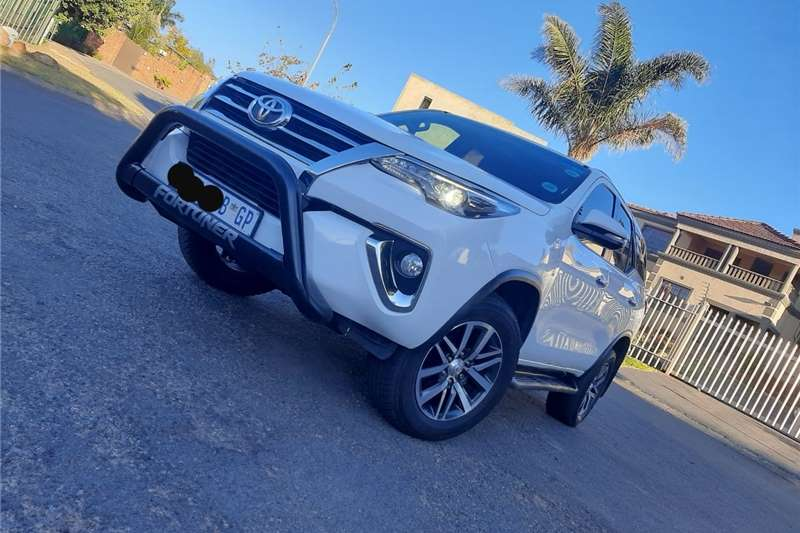 Used 2017 Toyota Fortuner