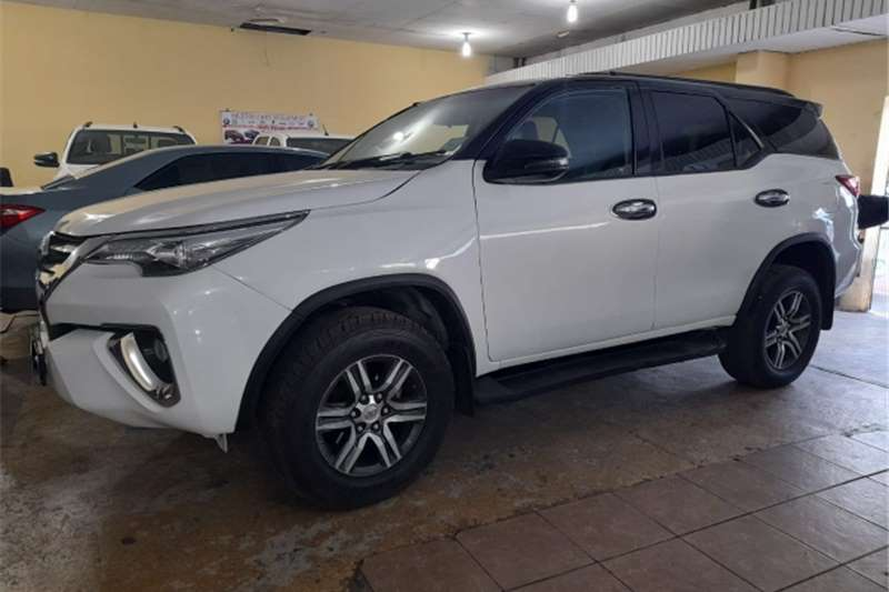 Used 2018 Toyota Fortuner