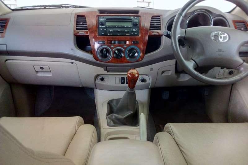 Toyota Fortuner 3.0D-4D 2006
