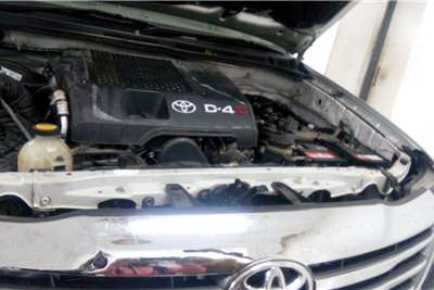 Toyota Fortuner 3.0D 4D 2006