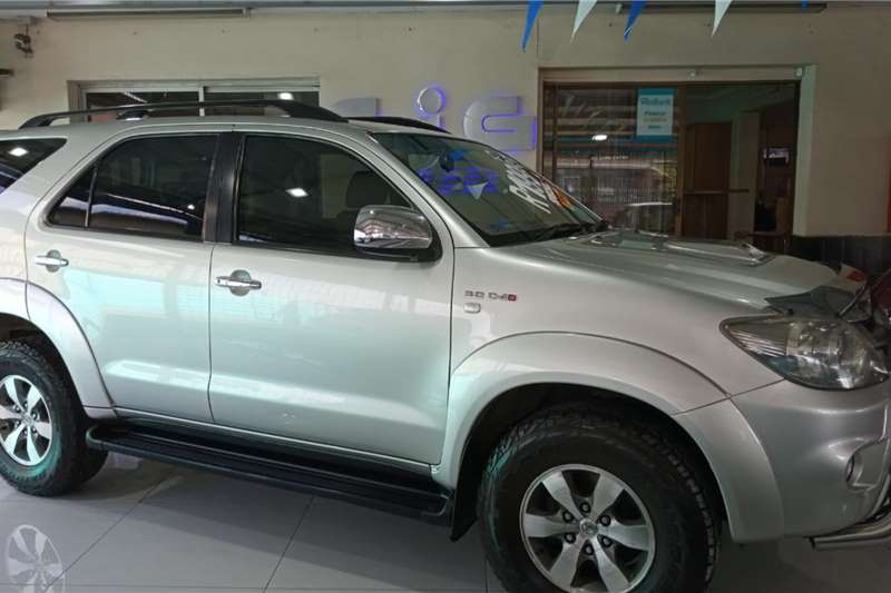 Used 2006 Toyota Fortuner 3.0D 4D